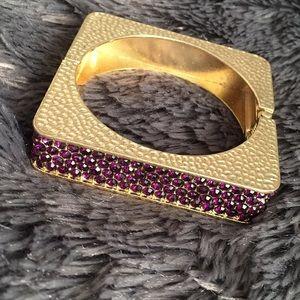 Jewelry - Square Gold bracelet